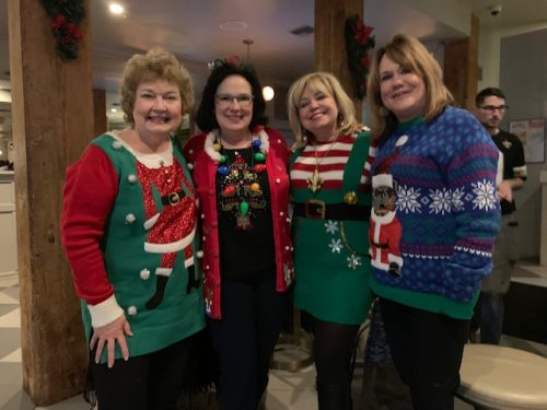 Bobbi Mannino, Judy Weitz, Sharon Reuther, Debra Henrickle