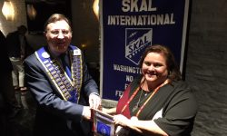 2017 IPW Skal event in Washington, DC