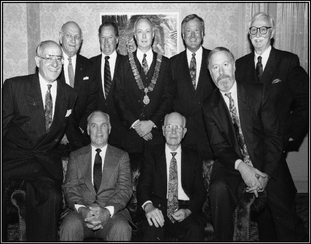Past Presidents 1990s